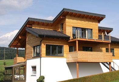 Holz Fassaden holzfassaden holz fesl