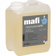 Holzbodenseife natur | www.mafi.com